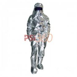 Costum aluminizat pompieri - interventie proximitate