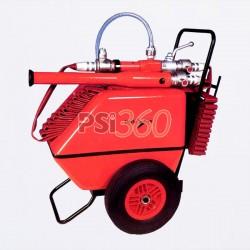 Unitate mobila de stins cu spuma, DF130, 450 l/min