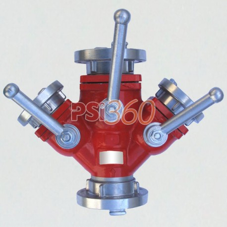Hidrant suprateran retezabil DN 80-2B