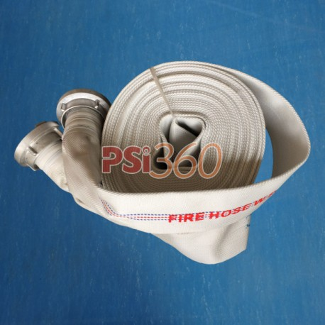 Furtun pompieri, Tip B, 12bar, rola 20ml, cu racorduri legate