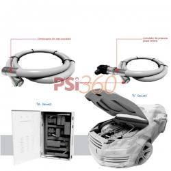 "Sistem automat de stingere cu hfc-227ea ""Fidia"""